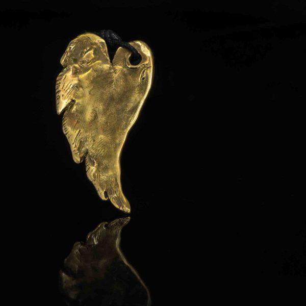 catalogo pesci che volano pendente cuore tagliato di pesci che volano